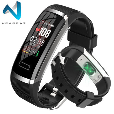 Wearpai GT101 Smart Sport Watch Men Heart Rate Monitor Sleep Monitor Call Reminder Waterproof FitnessTracker for huawei xiaomi