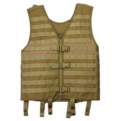 Hunting Military Top Quality Tactical Camouflage Molle Vest