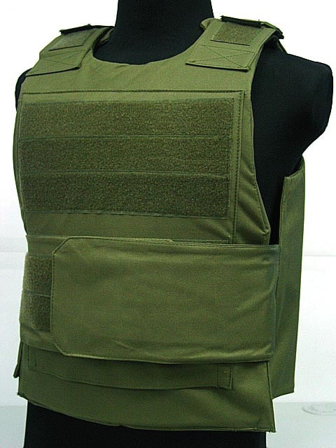 WOLF ENEMY Sports Vest Down Body Armor