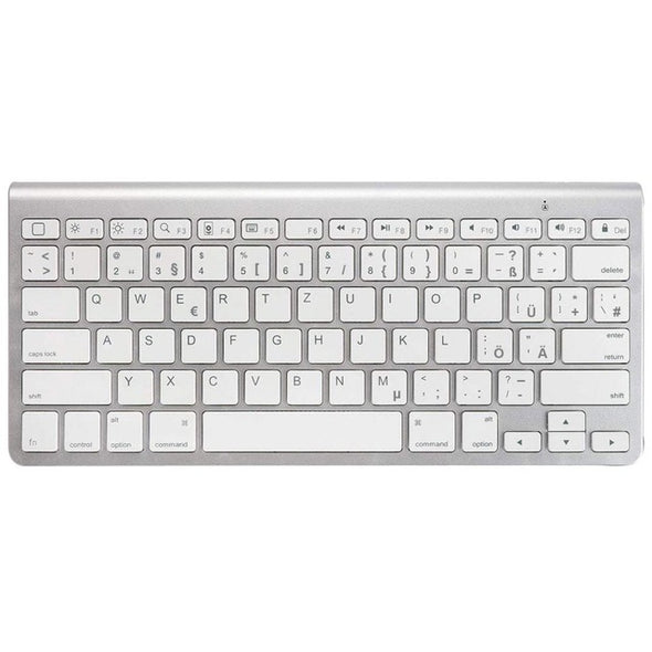 High Quality Ultra-Slim Bluetooth Wireless Keyboard