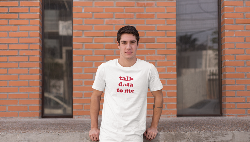 "Customizable ""TALK ... TO ME"""