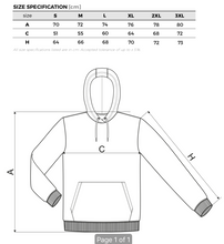 Load image into Gallery viewer, PALO ALTO hoodie (unisex)
