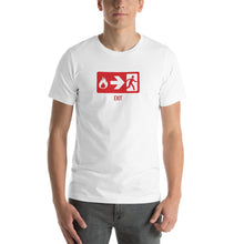 Load image into Gallery viewer, EXIT t-shirt (unisex)