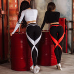 """Partner In Crime"" Elastic Leggings"