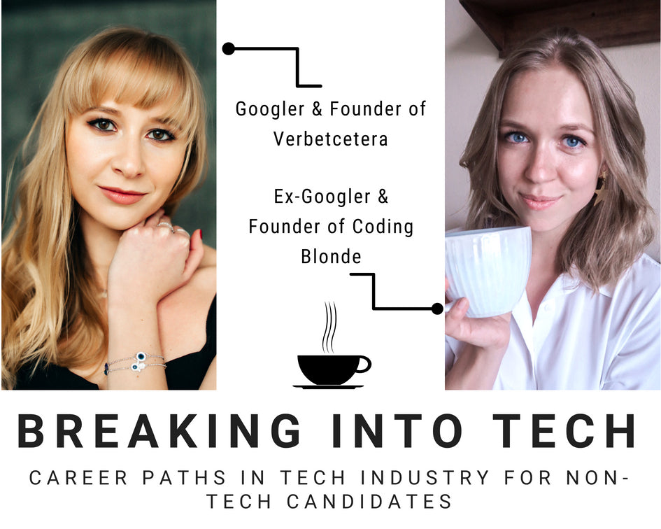 Breaking into Tech - Full Masterclass