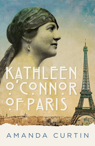 Kathleen O'Connor in Paris