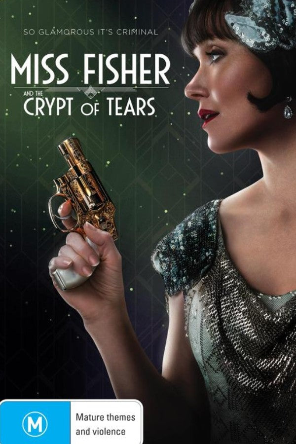 Miss Fisher and The Crypt Of Tears - DVD