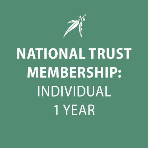 National Trust Membership 1 year INDIVIDUAL