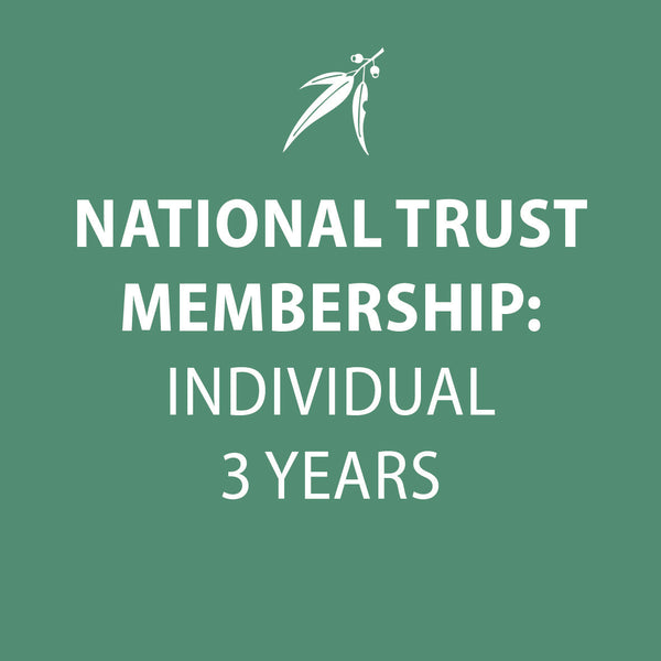 National Trust Membership 3 Years INDIVIDUAL