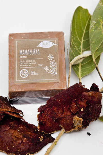 Mamaburra Soap (Wild Peach tree)