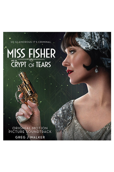 Miss Fisher and the Crypt of Tears Motion Picture Soundtrack
