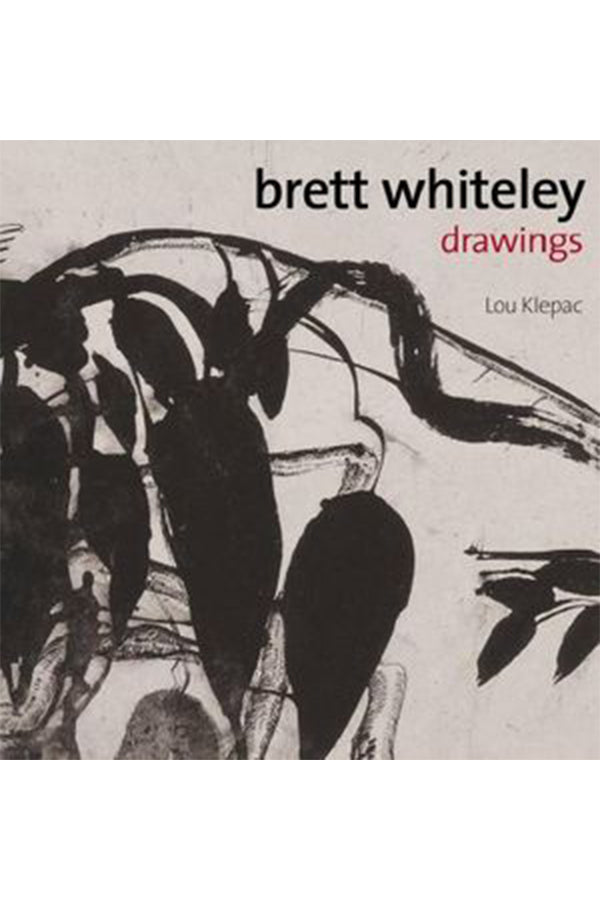 Brett Whiteley drawings