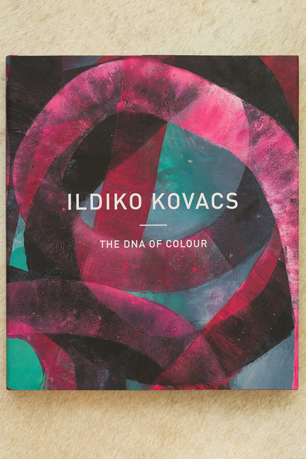 Ildiko Kovacs: The DNA of Colour