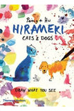 Hirameki Cats and Dogs: Draw what you see