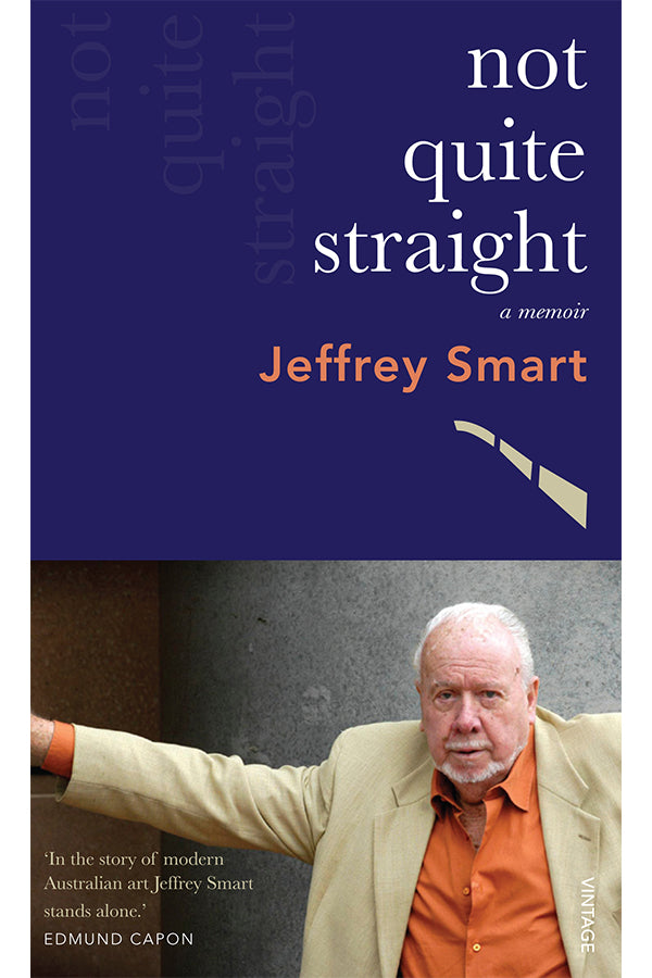 Not Quite Straight by Jeffrey Smart