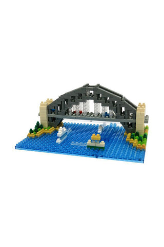 nanoblock Sydney Harbour Bridge