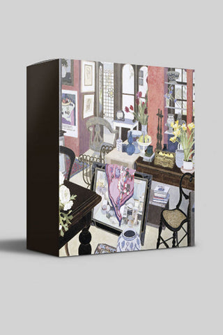 Cressida Campbell card set - Olley's House