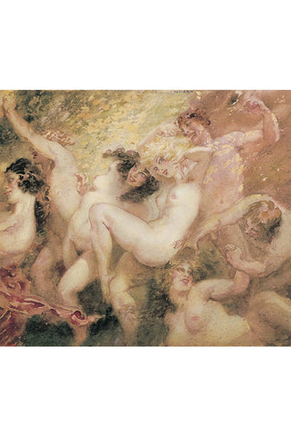 Spring by Norman LIndsay- Print