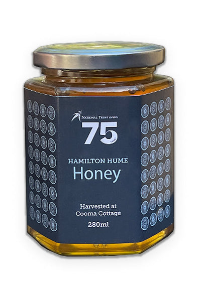 Hamilton Hume Honey for The National Trust