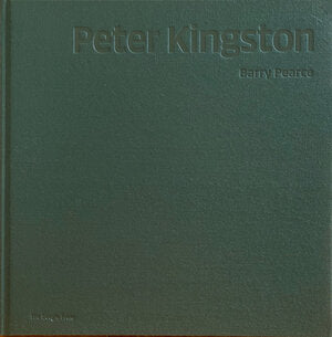 Peter Kingston Deluxe Ltd Ed Book
