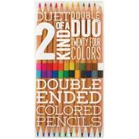 Double End Colouring Pencils