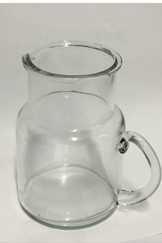 Hand Blown Glass Jug