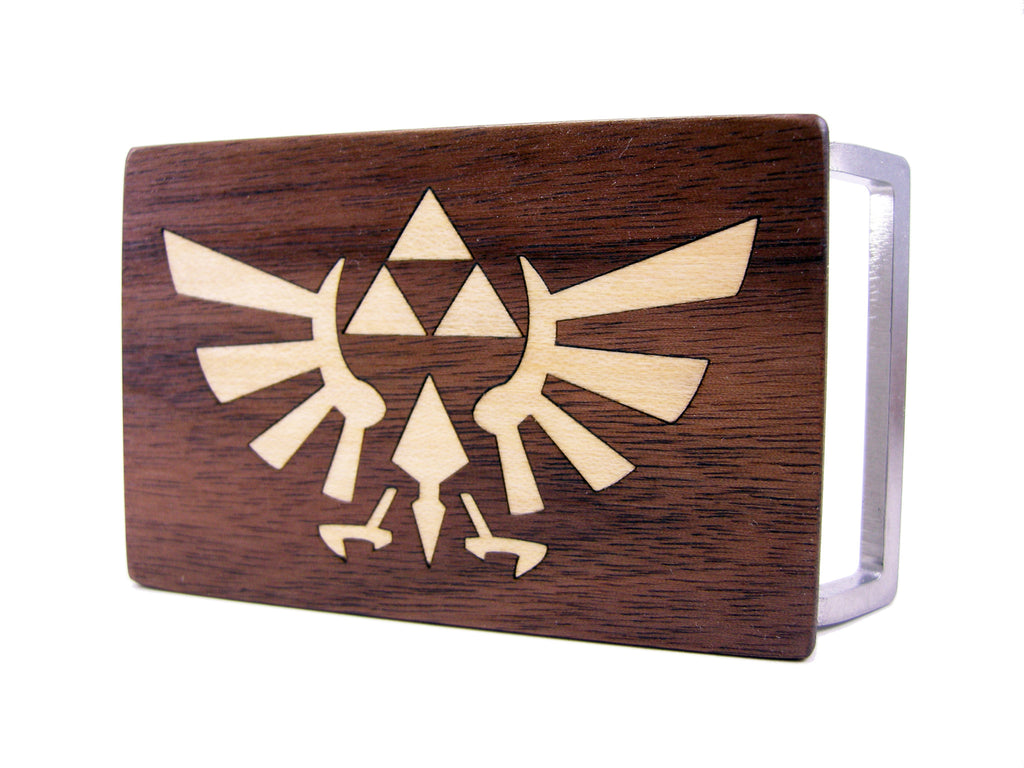 Triforce Buckle