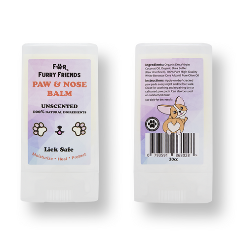 For Furry Friends Paw & Nose Balm