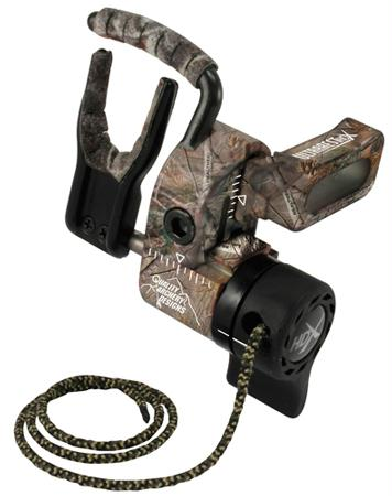 QAD HDX Arrow Rest RealTree APG Lefthand