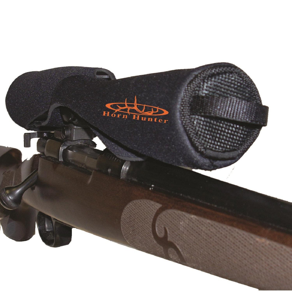 Horn Hunter Snapshot Rifle Scope Cover Extended -Black