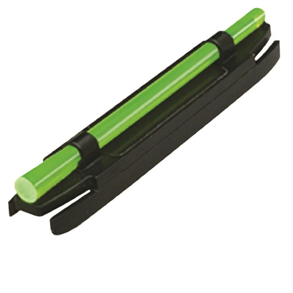 Hi-Viz Narrow Magnetic Shotgun Sight - Green