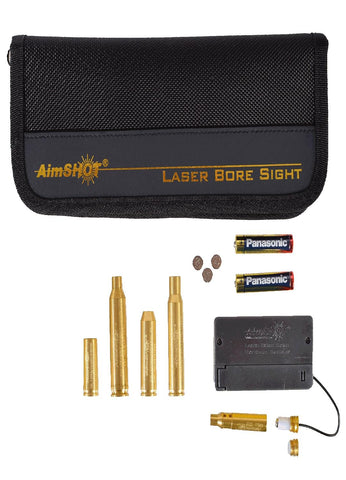 AimShot MBS-Kit3 Red Laser Bore Sight Kit