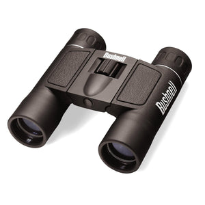 Bushnell PowerView Binocular 10X25mm-Roof Prism-Black