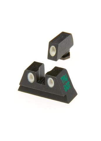 Meprolight Body Guard 380 Rear Night Sight-Green Tritium