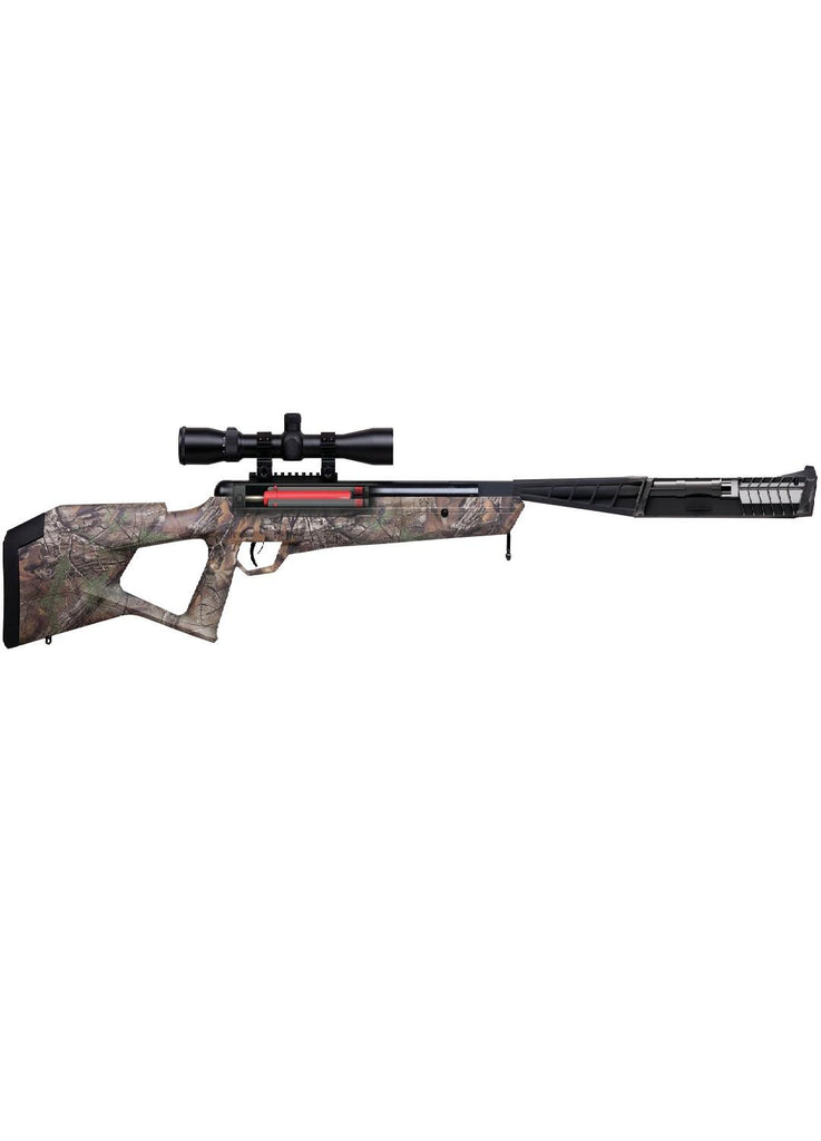 Benjamin Trail NP2 SBD 22 Camo Break Barrel Air Rifle