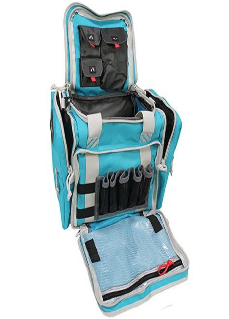 G.P.S. Medium Range Bag - Robin Egg Blue