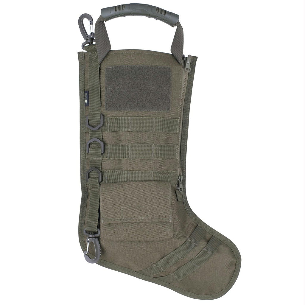 Osage River RuckUp Tactical Stocking - OD Green