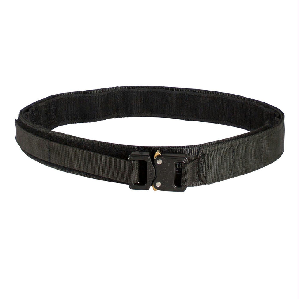 "US Tactical 1.75"" Operator Belt - Black - Size 30-34 inch"