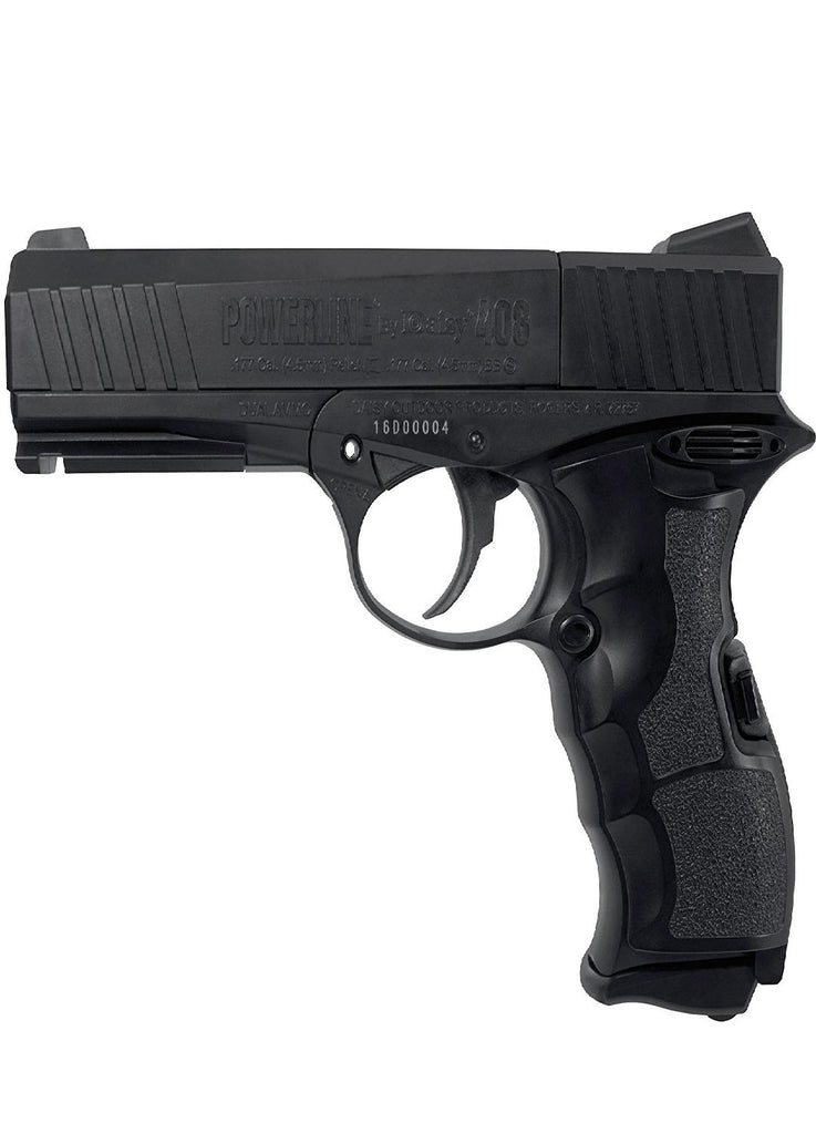 Daisy PowerLine 408 8-shot BB-Pellet CO2 Semi-Auto Pistol