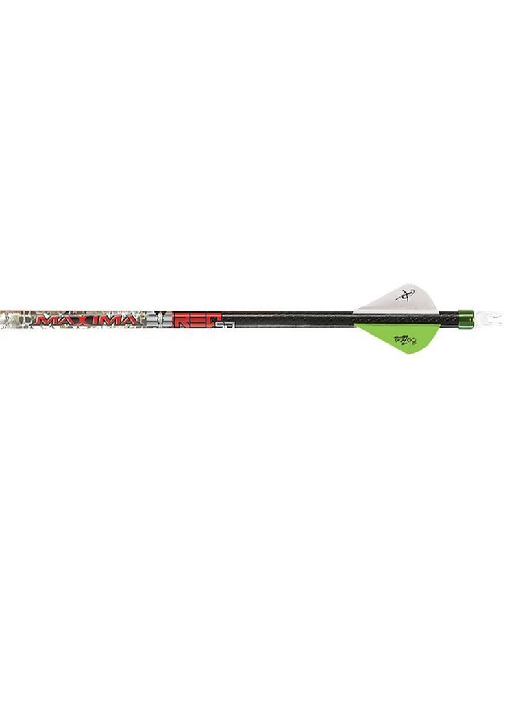 Carbon Express Maxima RED Badlands SD 250 Arrows 6Pk