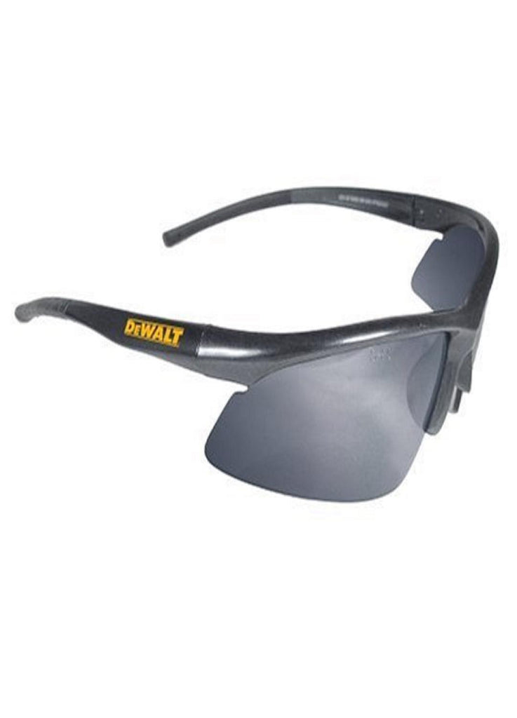 DeWalt Radius 10 Base Curve Lens Safety Glass-Silver Mirror