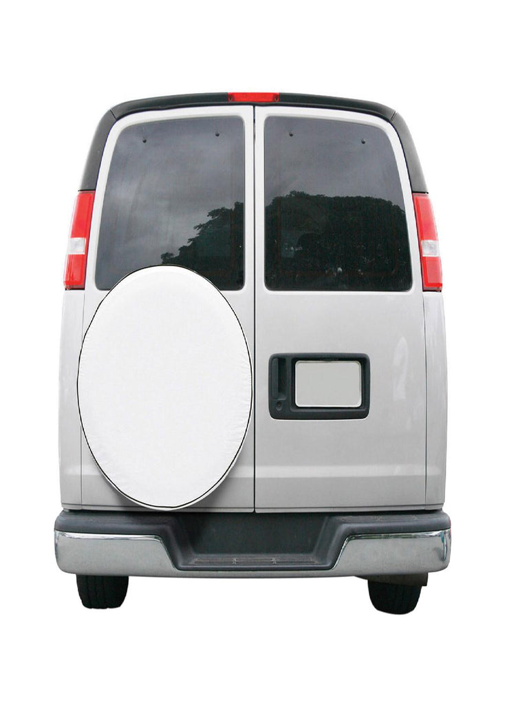 "Classic Accessories Universal Spare Tire Cover 30""-33"" White"