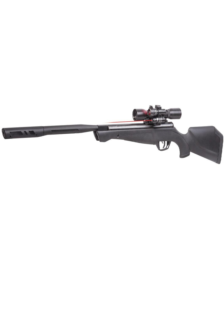 Crosman Quest Night Ops Kit .22ca Break Barrel Hunting Rifle