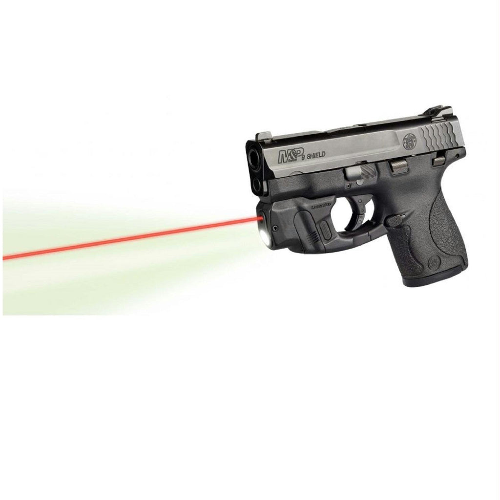 LaserMax Centerfire Lght-Laser Red-Grip Sense S&W SHIELD 9MM