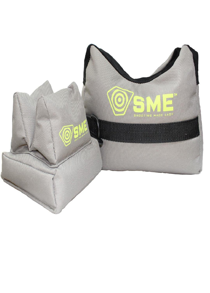 SME Gun Rest - Front and Rear Filled
