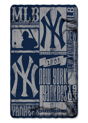 New York Yankees Strength Fleece