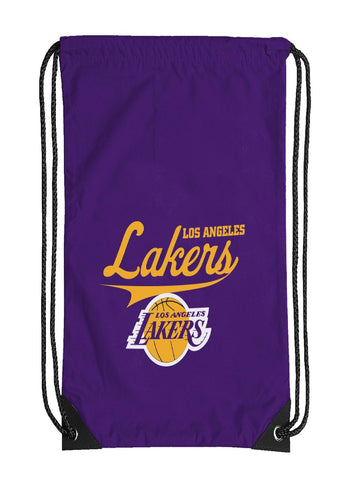 Los Angeles Lakers Spirit Backsack