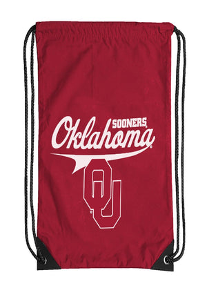 Oklahoma Sooners Spirit Backsack