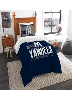 New York Yankees Twin Comforter Set
