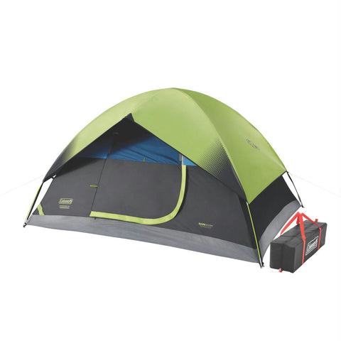Coleman 4-Person Dark Room Sundome Tent